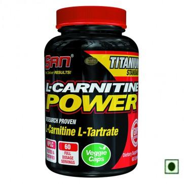 L-Carnitine Power - 60 Capsules